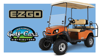 E Z GO Golf cars Sold at Mid Florida Golf Cars in Orlando