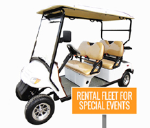 Image of Golf Car Rental at Mid Florida Golf Cars