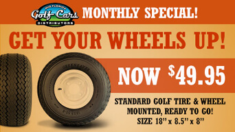 Image of Mid Florida Golf Cars Monthly Specials