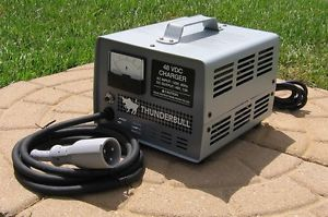 Picture of golf car battery charger.