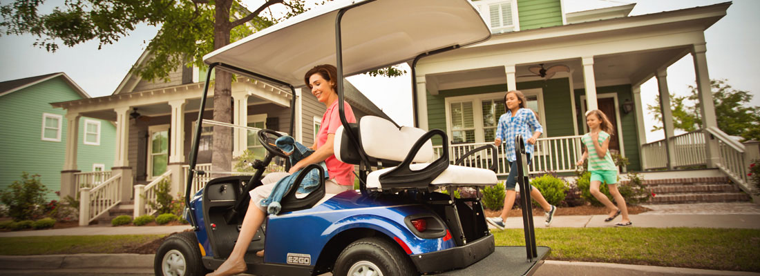 Image of Mid Florida Golf Cars Buys E-Z-GO Golf cars from all over